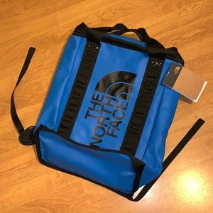 NWT The North Face Explore Fusebox Daypack - Large